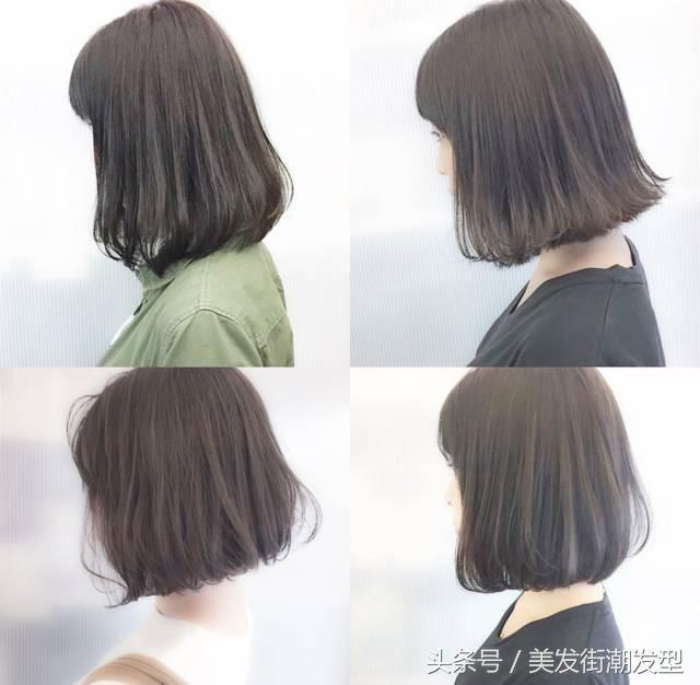 齐脖短发怎么烫好看?100款适合小姐姐秋季的流行烫发图片