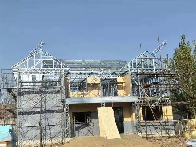 轻钢结构建房到底有什么好?让城里人农村人铁了心的要
