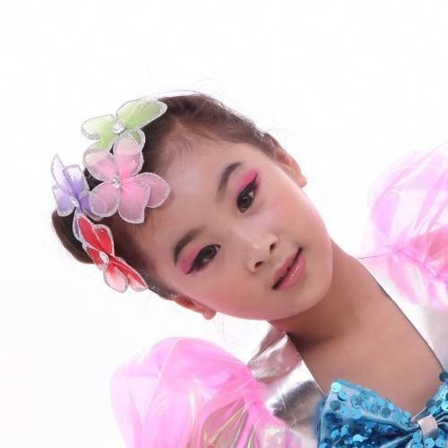 单县儿童舞台妆怎么化幼儿园表演妆,承接单县大型舞台