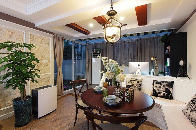 87平米的房子这样装修面积大了1倍,装修只花23万元!-保利新天地装修