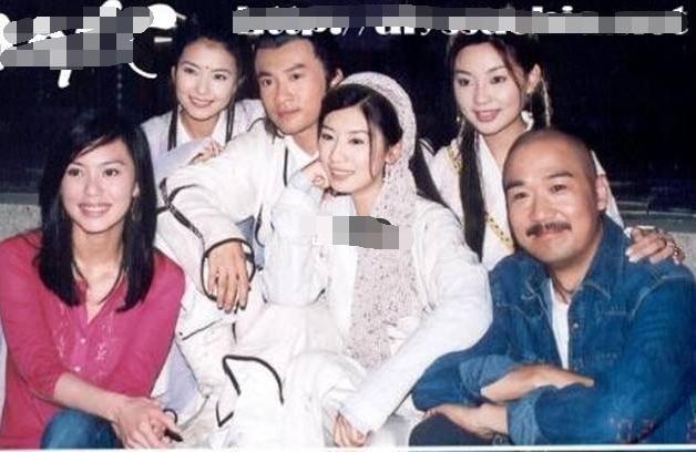 美过贾静雯, 殷素素 郭妃丽酷似俞飞鸿,当红时嫁