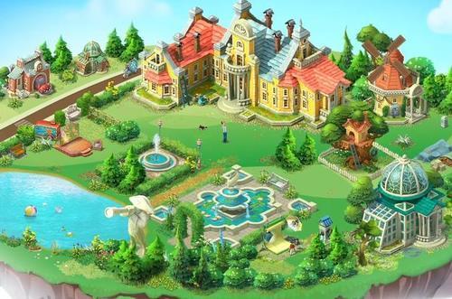 梦幻花园开启消除游戏2.0时代!那些年我们玩过的消除