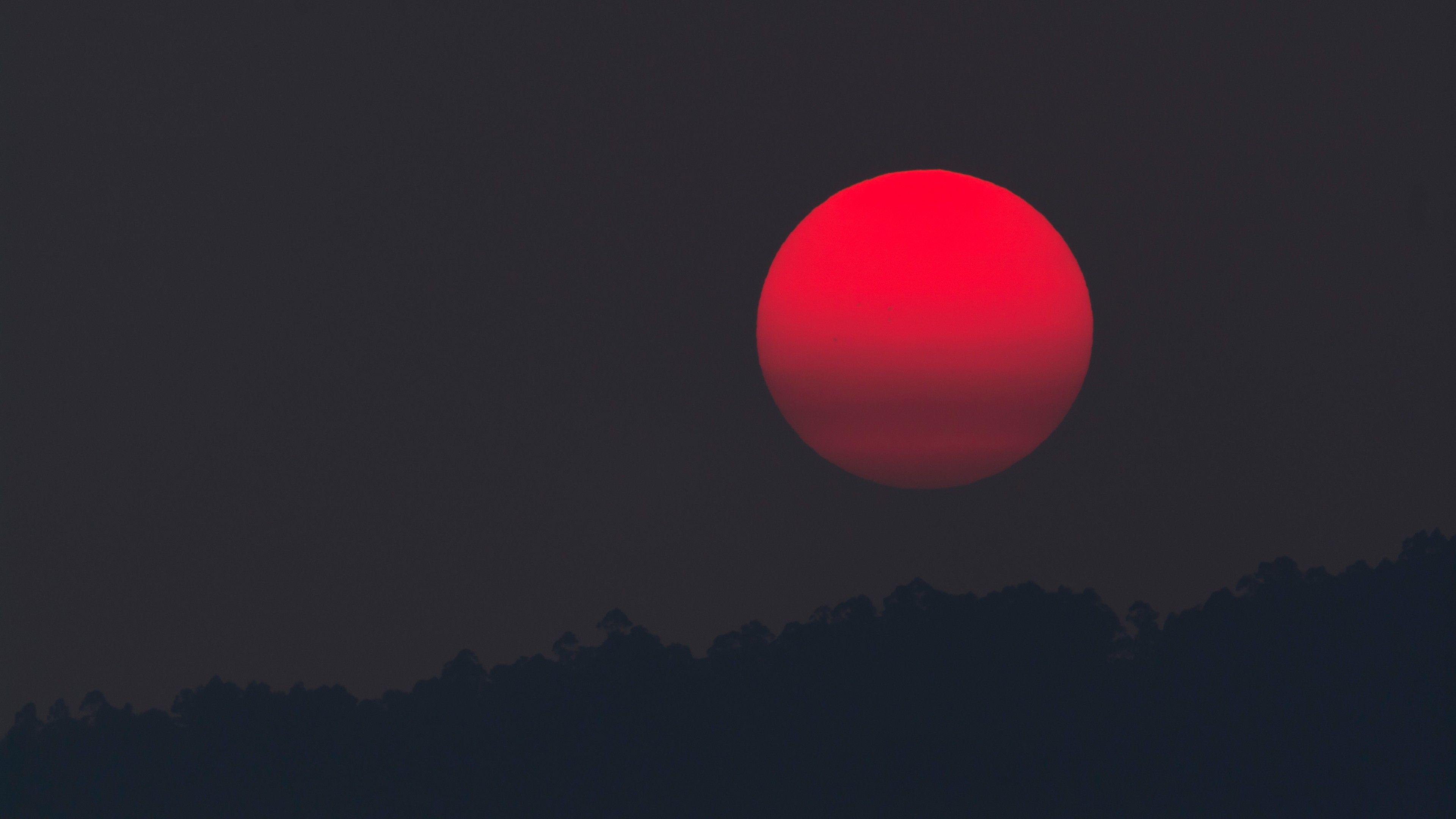 夕阳无限好4k高清图片壁纸下载