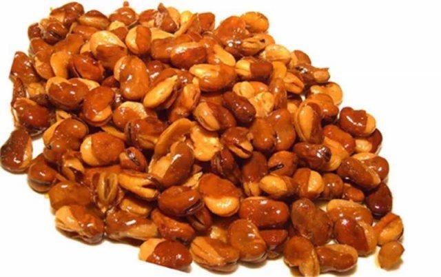 幼儿蚕豆动物图片