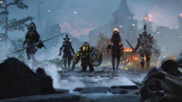 《战锤:末世鼠疫2》ps4版12月18号发售 预售开启!