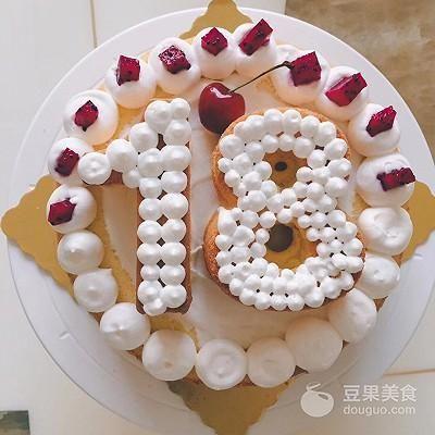 十八岁生日蛋糕_水果裸蛋糕生日蛋糕——永远十八岁