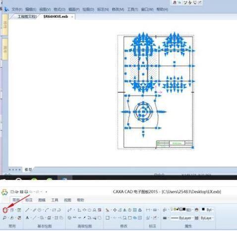 CAD布局里的图纸无法解决复制图纸墩便道v布局图片