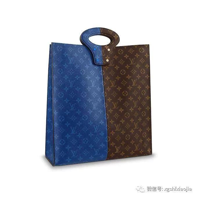 男人其实比女人更懂包潮男、成功男士必须拿的9款LV的包