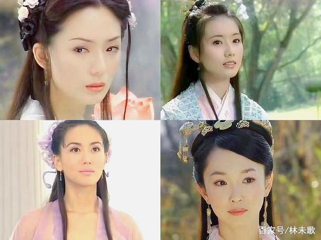 新加坡四大美人,个个都曾惊为天人,最爱郭妃丽,范文芳