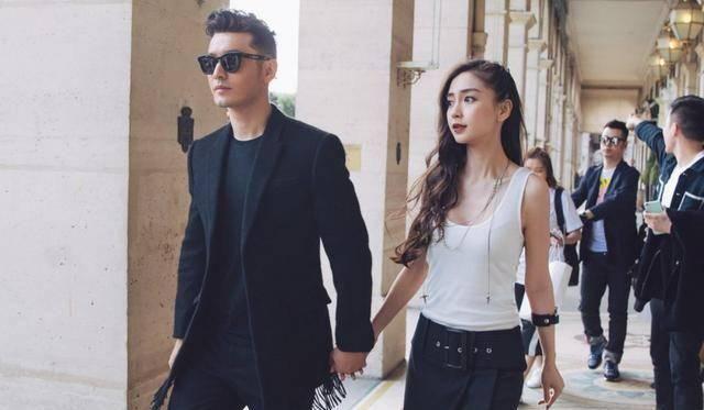 黄晓明杨颖离婚已实锤,在《中餐厅》中就能看出