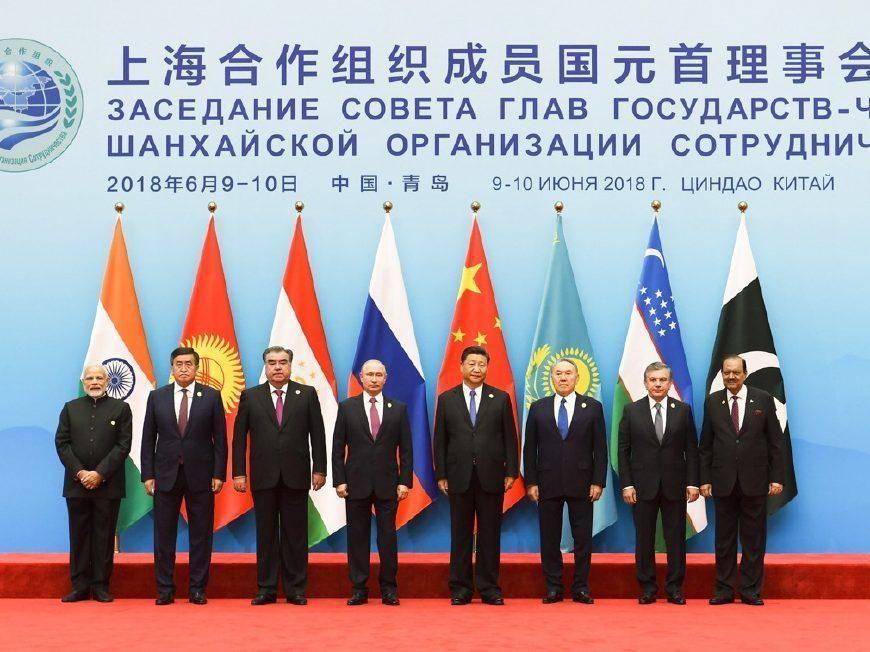 媒体6月11日报道,上海合作组织北京时间6月9日至10日在青岛举行峰会.