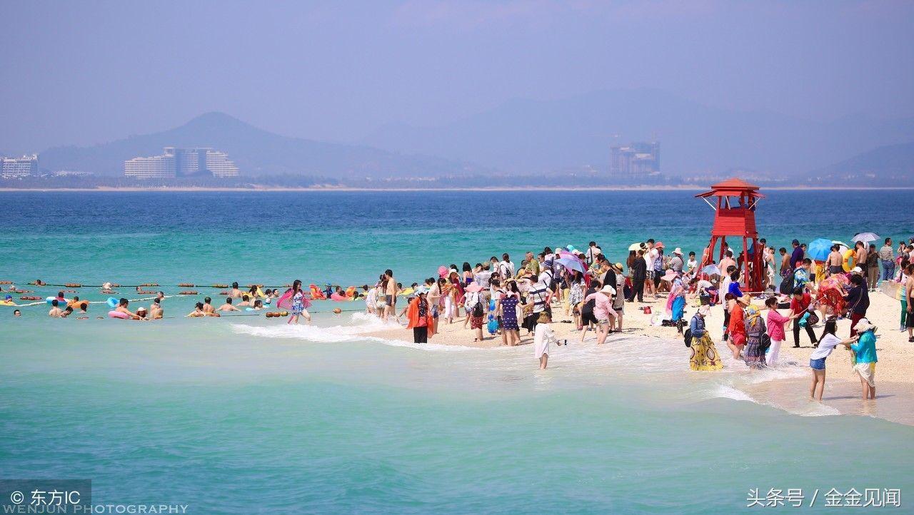 清凉一夏--度假天堂:海南三亚蜈支洲岛,你来过吗?
