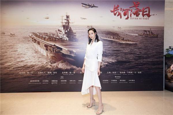 《长河落日》曝电影级片花 张钧宁首部谍战剧引期待