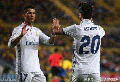根据皇马随队记者的报道,下赛季阿森西奥将会披上c罗留下的7号球衣.