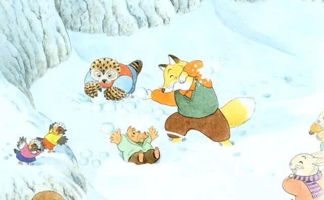 每个高情商的孩子,都具备这种能力,看看你家娃有没有《下雪天的秘密》晚安故事