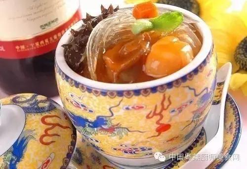 精华正宗粤菜佛跳墙做法100000粤菜厨师都在做的菜!