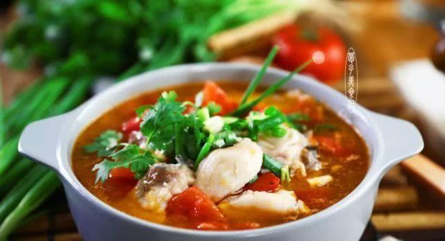 教你做美味健康的番茄鱼片汤,鲜美清香,孩子最爱,值得收藏