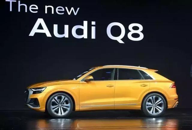 它是奥迪最好看的一款新车!目标不是x7,而是宝马奔驰的这两款车