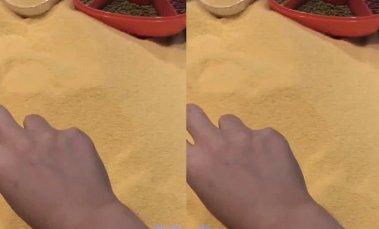 粮食能试色?米黄色显黑,绿豆色假白,只有它白得健康自然