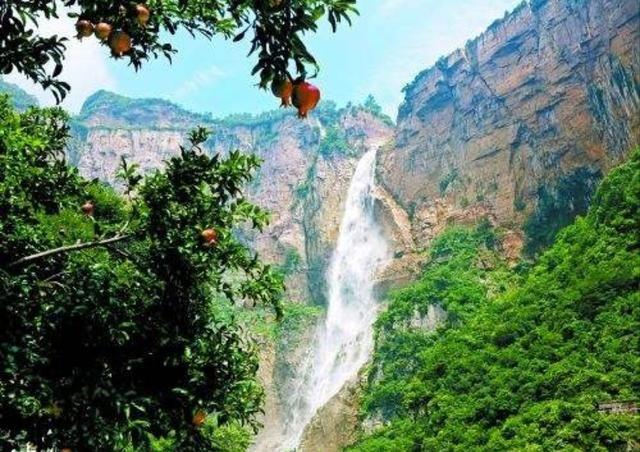 贵在原始,美在天然--河南宝泉旅游度假区