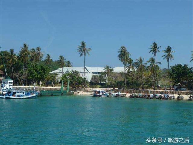 被抛弃的海上明珠-普吉岛,还是泰国最大的岛屿-金银珠宝岛
