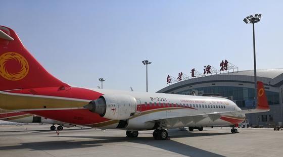 rj21-700飞机已先后在内蒙古海拉尔,青海格尔木等地进行了适航验证