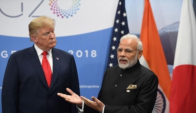 美国取消印度普惠制待遇 特朗普到底想干什么