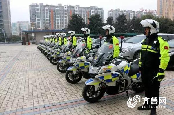 临沂资源网 推荐:春节期间临沂交警出动警力1.1万人次查处违法行为5165起