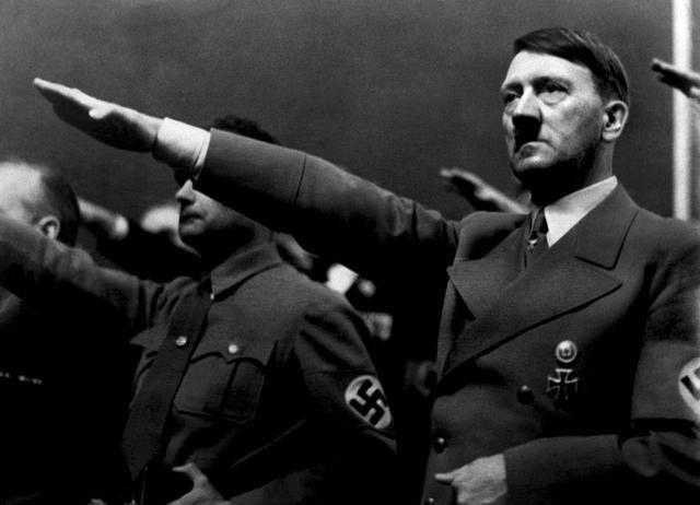 为什么希特勒说:打败了苏联也决不能碰中国?
