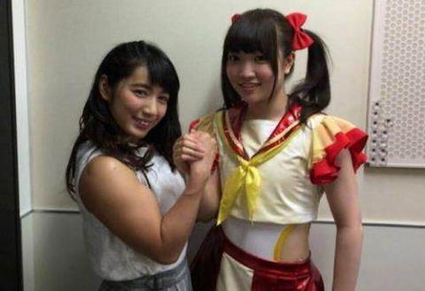 日本结实肌肉美肌肉日本女拥有最强的大全3d游戏女生少女图片