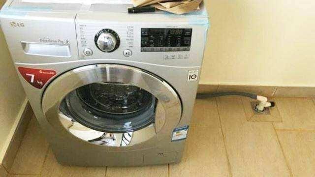 洗衣机排水管万万别插地漏,当初不懂没听劝,入住肠子都悔青了