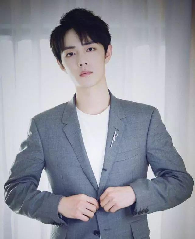 《陈情令》10大男神西装秀,金子轩又帅又潮,金光瑶似混血儿!
