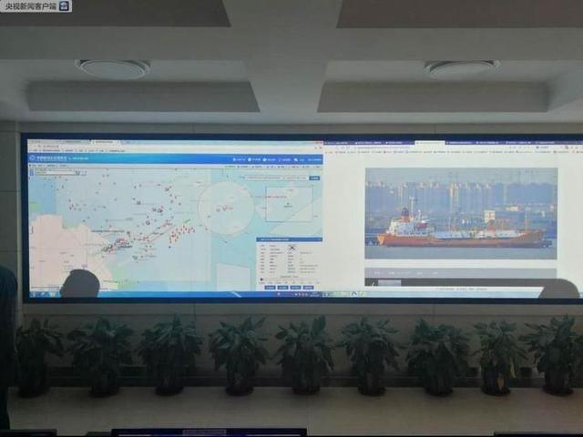 韩籍液化气船在东营港附近发生泄漏船上有15人