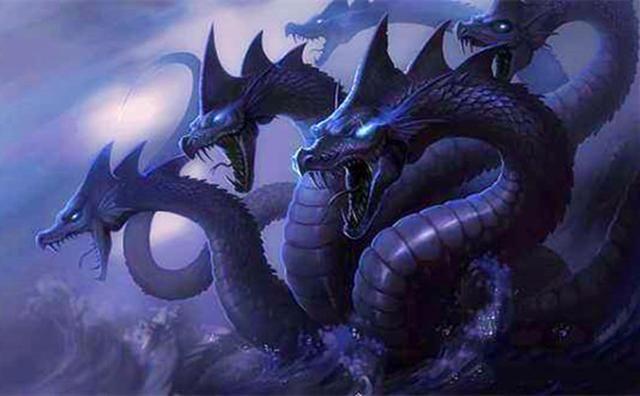 鲲鹏的凶悍,表现在它的食谱上,要以食物链顶端的龙为生,远非一般异兽