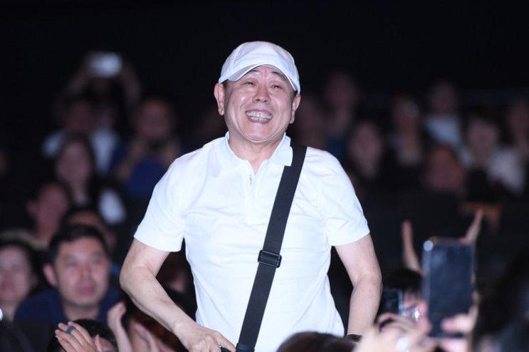 <b>原创            潘长江现身发布会助阵蔡明,搭档多年关系超好</b>