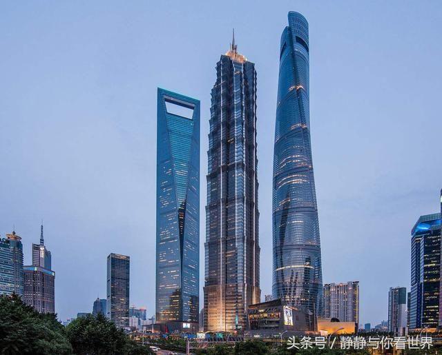 中国最高大厦,不是上海中心大厦,也不是武汉绿地,而是