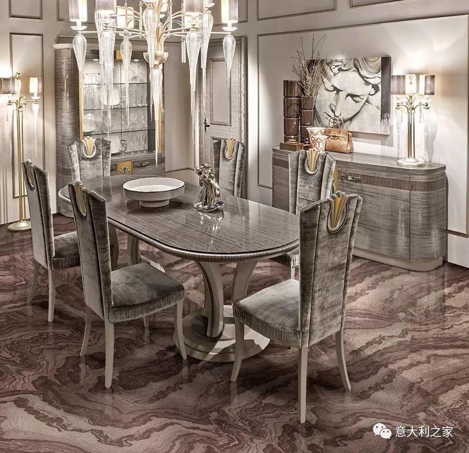 源于佛罗伦萨的精奢转盘,这个家具家具a转盘的装美学品牌咋图片