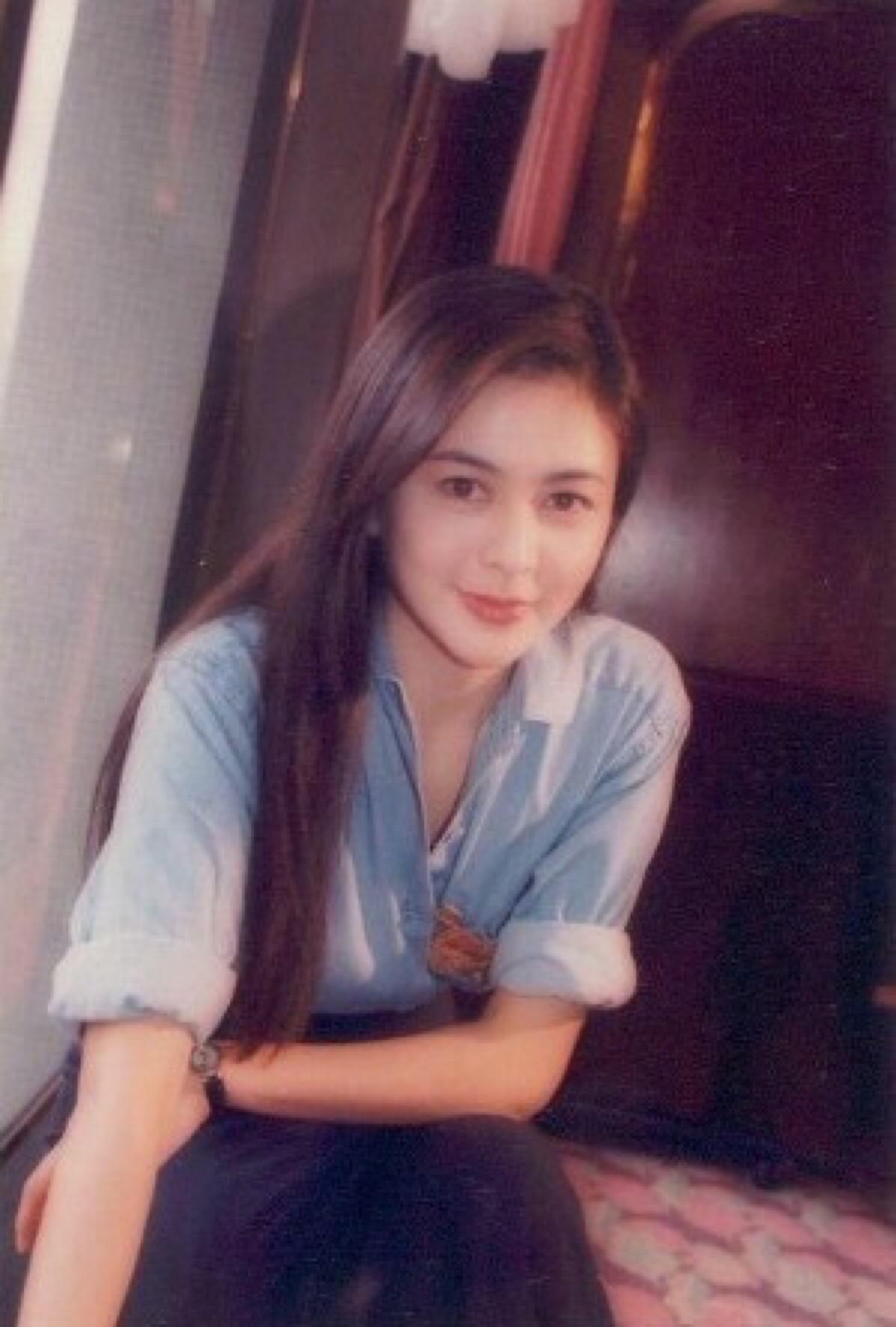關之琳年輕時照片圖片