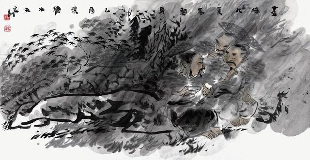 有诗有酒有高歌和文训中国画的v和文镣铐王家淘宝情趣情趣图片