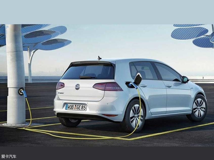 大众2025年前将在欧洲布局3.6万充电桩
