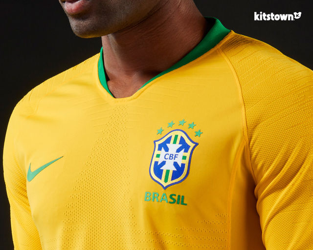 2018世界杯巴西队队服 2018世界杯巴西队球衣