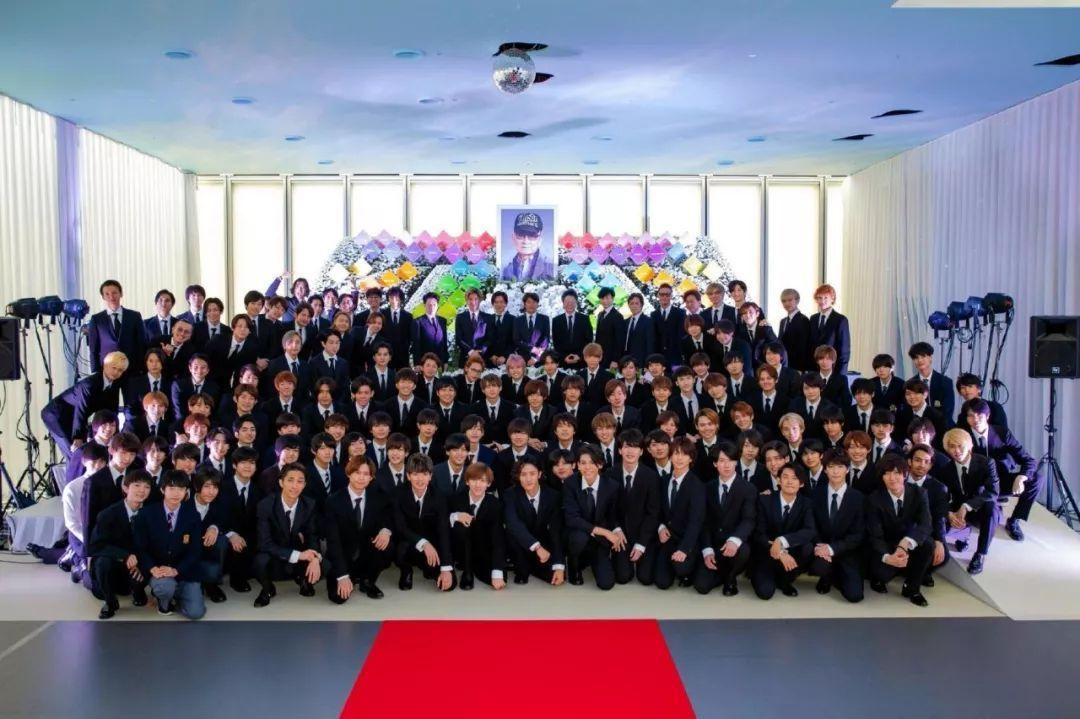 日本杰尼斯规则:团内成员间也禁止恋爱