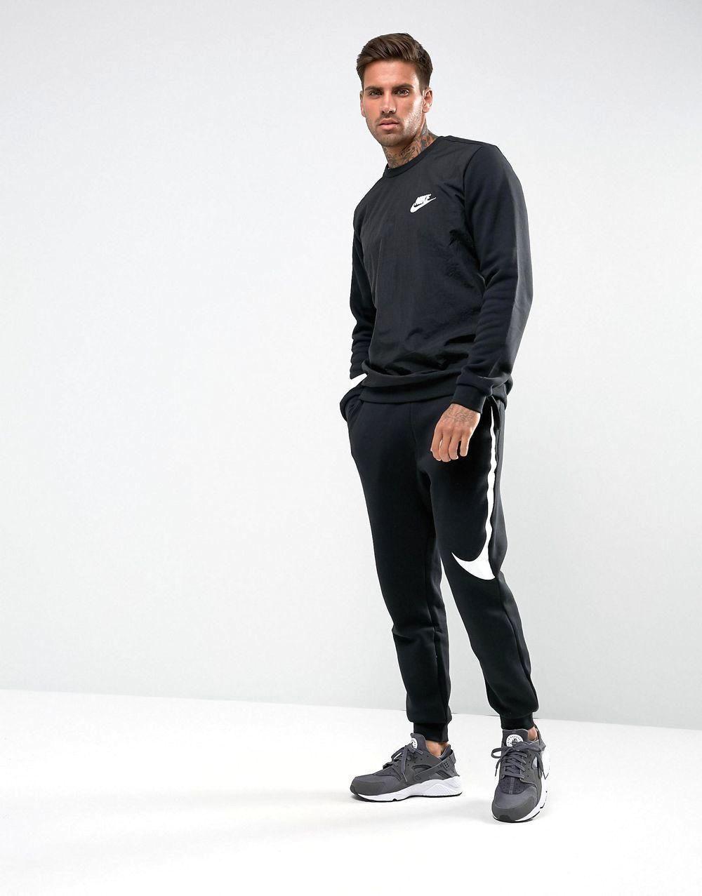 Nike 耐克休闲裤搭配什么鞋子好看