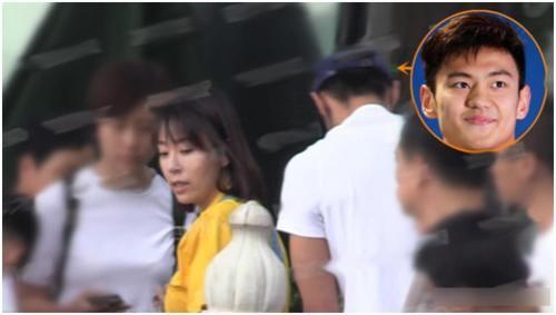 宁泽涛女友正面照曝光,真的是姐弟恋?