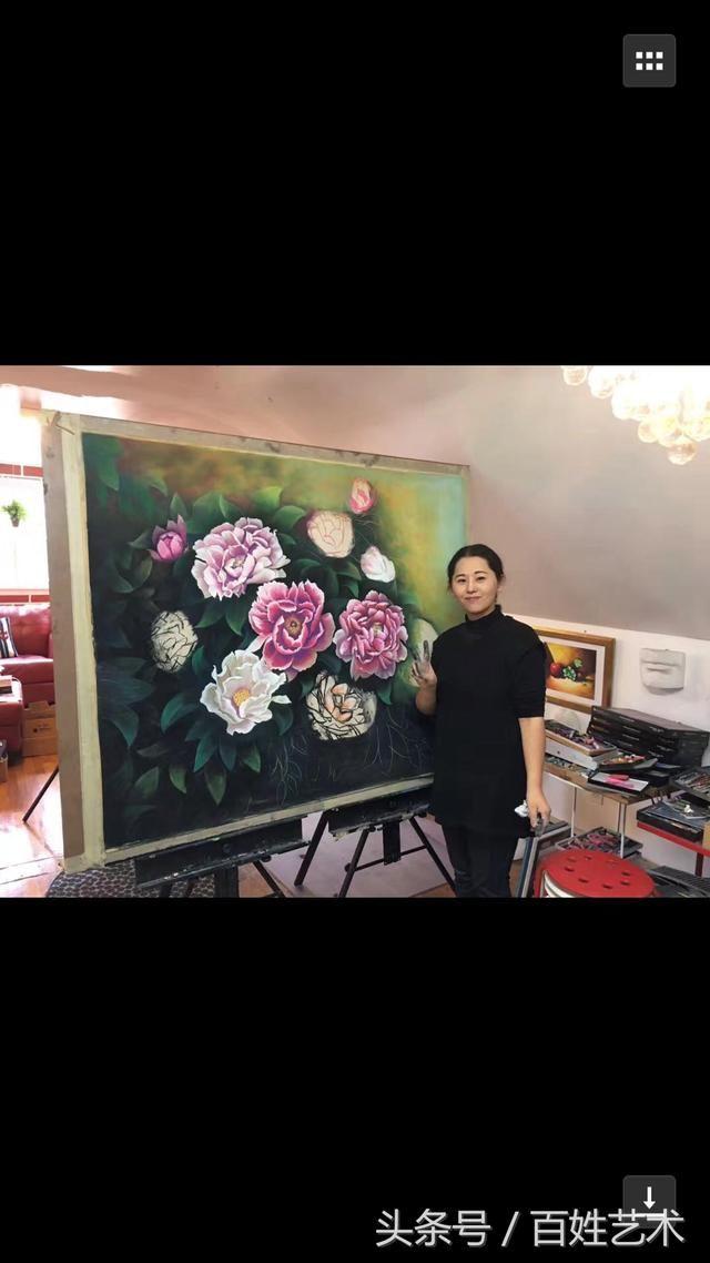 美国白宫致谢华裔画家张彤卫所做的建议和贡献