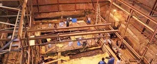 专家发现一座古墓,研究5年不知墓主身份,电工:我知道