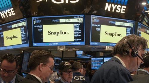 摩根士丹利下调Snap股票评级 Snap股价下跌了近9%
