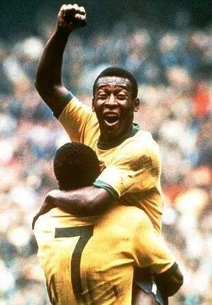 巴西足球历史上的十大前锋分别是谁 这些球星当之无愧图片