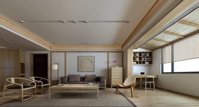 中式风格住宅,回归最简单的状态