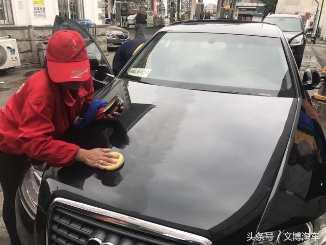 淘车v小学:感谢河南安阳小学携手奥迪A6L结缘光谷第五车友图片